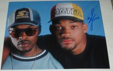 Will Smith Signed 8x10 Photo Fresh Prince Of Bel-air Autograph Ali Coa  B