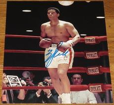 Will Smith Signed 8x10 Photo Fresh Prince Of Bel-air Autograph Ali Coa D
