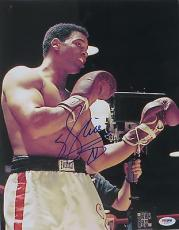 Will Smith Signed Ali Authentic Autographed 11x14 Photo (PSA/DNA) #J03405