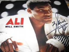 WILL SMITH SIGNED AUTOGRAPH 8x10 PHOTO ALI PROMO IN PERSON COA AUTO PROOF D