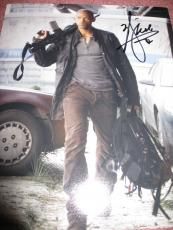 WILL SMITH SIGNED AUTOGRAPH 8x10 PHOTO I AM LEGEND PROMO IN PERSON COA PROOF F