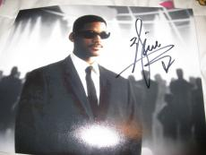 WILL SMITH SIGNED AUTOGRAPH 8x10 PHOTO MEN IN BLACK PROMO IN PERSON COA AUTO E