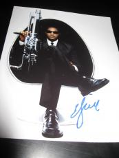 WILL SMITH SIGNED AUTOGRAPH 8x10 PHOTO MEN IN BLACK PROMO IN PERSON COA AUTO X1