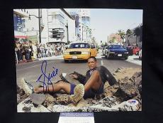 Will Smith Signed Autograph 8x10 Photo Psa/dna Hancock Free Shipping I84172