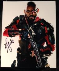 Will Smith Signed Autograph Suicide Squad Classic Pose Promo Poster Photo Coa