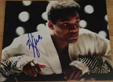 WILL SMITH SIGNED AUTOGRAPH VERY RARE ALI IN RING CLASSIC 8x10 PHOTO COA