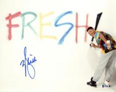 WILL SMITH SIGNED AUTOGRAPHED 11x14 PHOTO THE FRESH PRINCE RARE BECKETT BAS