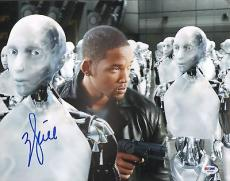 """WILL SMITH Signed Autographed """"i, ROBOT"""" 11x14 Photo PSA/DNA #AB15026"""