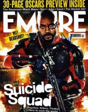 Will Smith Signed - Autographed Suicide Squad 11x14 Photo - Deadshot