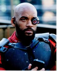 Will Smith Signed - Autographed Suicide Squad - Deadshot 8x10 inch Photo - Guaranteed to pass PSA or JSA