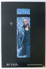 Will Smith Signed IROBOT Autographed 27x40 Movie Poster PSA/DNA #C10670