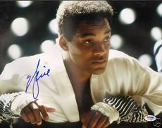 Will Smith Signed Muhammad Ali 11x14 Photo PSA/DNA COA Picture Autograph Movie