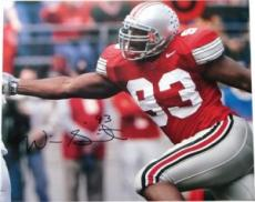 Will Smith signed Ohio State Buckeyes 12x15 Photo