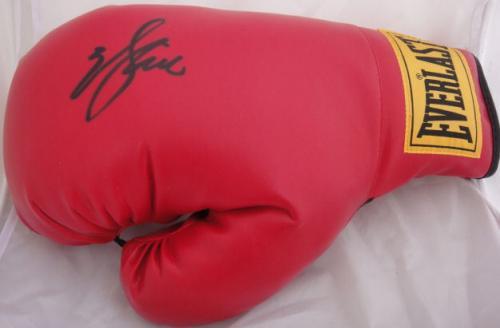 Will Smith Signed RARE ALI Everlast Boxing Glove JSA