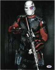 Will Smith Signed Suicide Squad Autographed 11x14 Photo PSA/DNA #AA54694
