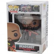 Will Smith Suicide Squad Autographed #98 Deadshot Funko Pop! - JSA