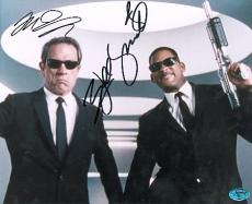 Will Smith & Tommy Lee Jones autographed 8x10 photo (Men in Black)