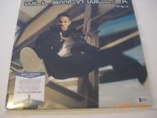 Will Smith Will2k Famous Actor And Singer Td/holo Signed Lp Record Album