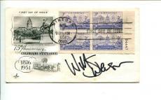 Will Swenson Broadway Lestat Hair Tony Award Nominee Signed Autograph FDC