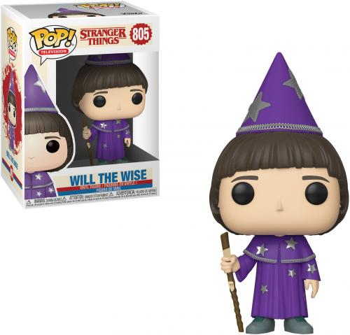 Will the Wise Stranger Things #805 Funko Pop! Figurine