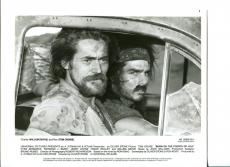 Willem DaFoe Tom Cruise Born On The Fourth Of July Original Press Movie Photo