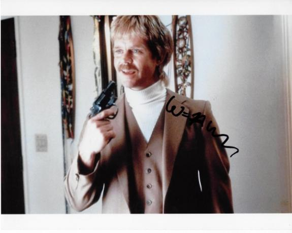 William H. Macy Signed - Autographed Boogie Nights 8x10 inch Photo - Guaranteed to pass BAS