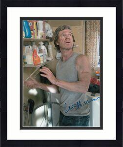 WILLIAM H MACY signed *SHAMELESS* 8X10 photo FRANK GALAGHER (PROOF) W/COA #4
