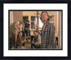 WILLIAM H MACY signed *SHAMELESS* 8X10 photo FRANK GALAGHER (PROOF) W/COA #7