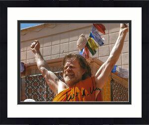 William H. Macy signed Shameless 8x10 photo Frank Gallagher autographed 4 JSA