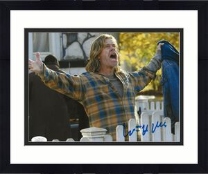 William H. Macy signed Shameless 8x10 photo Frank Gallagher autographed 5 JSA