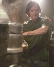 William H. Macy signed Shameless 8x10 photo Frank Gallagher Proof autographed 6