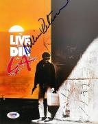 William Petersen Signed To Live &  Die in LA Autographed 8x10 Photo PSA #AC55822