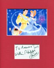 William Phipps Cinderella Prince Charming Voice Signed Autograph Photo Display