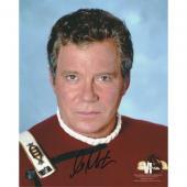 William Shatner Autographed 8X10 Photo (Star Trek 6)