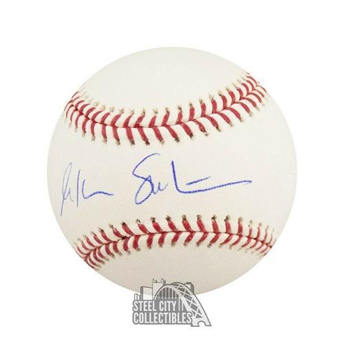 William Shatner Autographed Official MLB Baseball - JSA COA