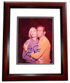 William Shatner Signed - Autographed STAR TREK 8x10 inch Photo MAHOGANY CUSTOM FRAME - Guaranteed to pass PSA or JSA