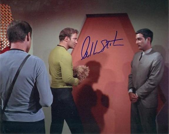 William Shatner Signed - Autographed STAR TREK 8x10 inch Photo - Guaranteed to pass BAS