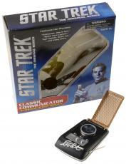 William Shatner Autographed Star Trek Classic Communicator - Beckett COA