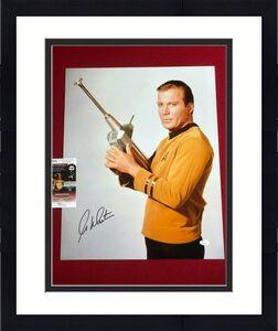 "William Shatner (Capt. Kirk), ""Autographed"" (JSA) 16x20 Photo (Scarce / Vintage)"