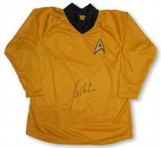 William Shatner Captain Kirk Star Trek Uniform Shirt Certified Authentic JSA COA