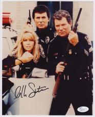 William Shatner Signed 8x10 Photo Tj Hooker Autograph Jsa Certificate # Q93774