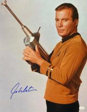 William Shatner Star Trek Signed Autographed 16x20 Photo JSA Authenticated 5