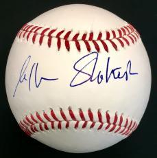 William Shatner Signed Autographed OML Baseball JSA Authentic M83088