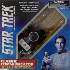 William Shatner Signed Autographed StarTrek Classic Communicator JSA Authentic A