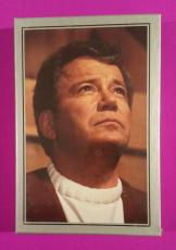 William Shatner Signed Deluxe Slipcase Limited Edition Star Trek Movie Memories