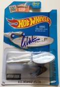 William Shatner Signed Hot Wheels Star Trek USS Enterprise NCC-1701 PSA/DNA COA