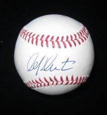 William Shatner Signed Mlb Baseball Star Trek Jsa Coa