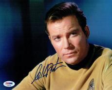 William Shatner Signed Star Trek Autographed 8x10 Photo PSA/DNA #AA40798