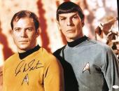 William Shatner Star Trek Signed Autographed 16x20 Photo JSA Authenticated 2