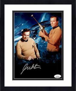 William Shatner Star Trek Signed Autographed 8x10 Photo JSA Authenticated 1